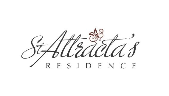 St Attractas Residence Charlestown Co Mayo Logo